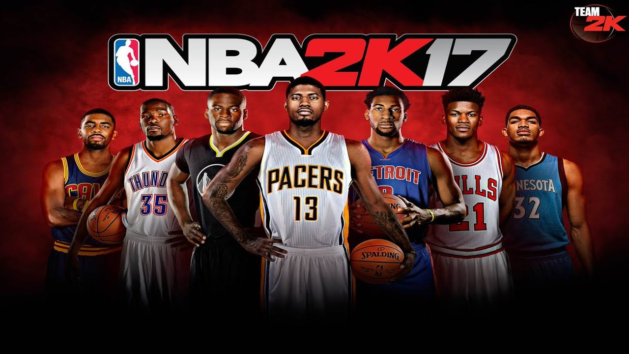 Ligas Nba 2k17 PS4
