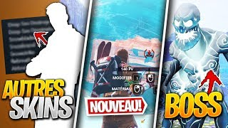 "NEW HIDDEN SKINS, NEW INFOS EVENT ""Ice Storm"" - Other on FORTNITE! (Fortnite News)"