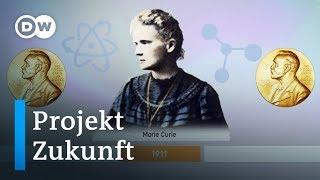 Verkannte Pionierinnen: Frauen in der Wissenschaft | Projekt Zukunft