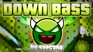 Down Bass DEMON By Spectra Geometry Dash