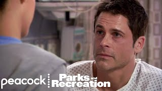 Chris Gets the Flu - Parks and Recreation