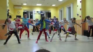 ХИП-ХОП лучший танец младший состав (Уличные танцы).Танцы дети