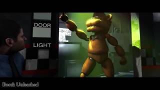 Пять ночей с мишкой Фреди анимация Аниматроники издеваются