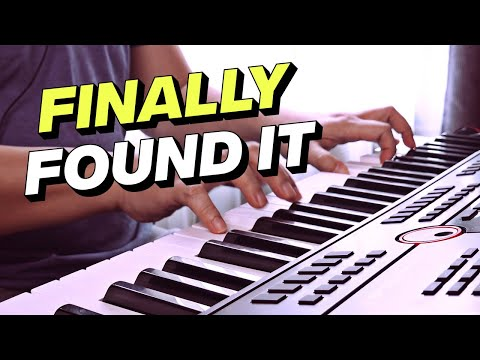 I Found the Best Piano Sound in a Cheap Keyboard!