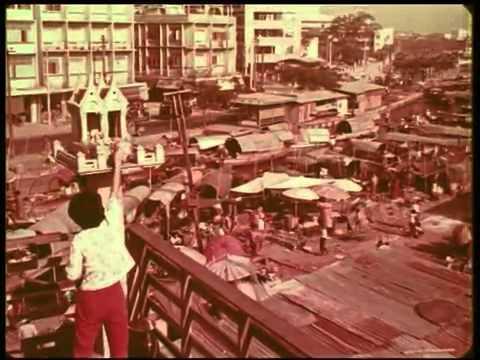 กรุงเทพฯ ในอดีต (พ.ศ.2508-2509) Bangkok,Thailand in 1964-1965
