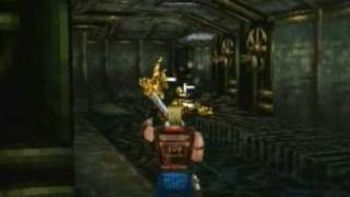 Duke Nukem Time To Kill (level 1)