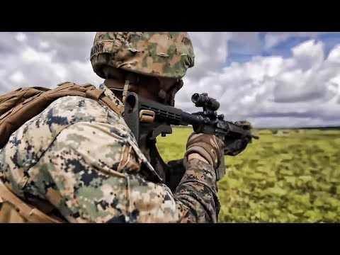 School Of Infantry • Marine Corps