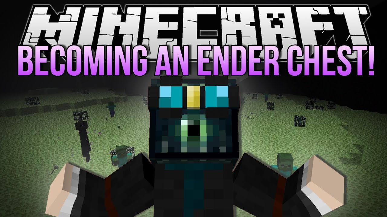 how to make an ender chest in minecraft 1.12