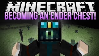 BECOMING AN ENDER CHEST | Minecraft: Hide N Seek Minigame!