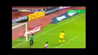 Costa Rica VS Guyana 7-0 FINAL (Eliminatoria Mundialista Brazil 2014) 16/10/2012