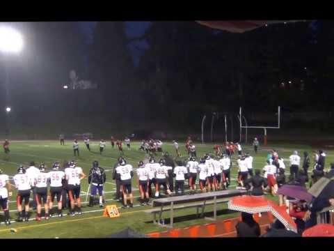 Anfernee Gurley #14 - Archbishop Murphy High School 1st Varsity Touchdown