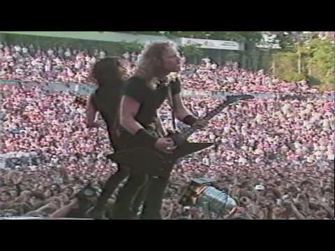 Metallica Welcome Home (Sanitarium) Live 1993 Basel Switzerland mp3