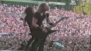 Metallica Welcome Home (Sanitarium) Live 1993 Basel Switzerland