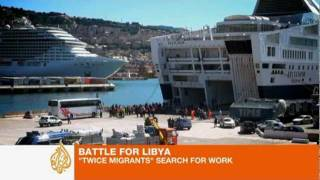 Future uncertain for Libyan refugees in Italy