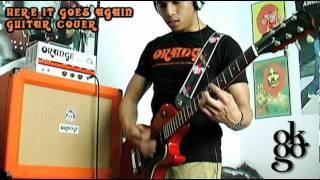 OK Go - Here It Goes Again guitar cover