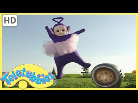 Teletubbies: Jumping (Season 1, Episode 22)