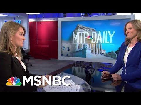 Rocah: Giuliani 'Is Hiding Behind This Veil Of Being The President's Lawyer' | MTP Daily | MSNBC