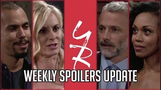 The Young and the Restless (YR) Weekly Spoilers Update for August 28th – September 1st, 2017