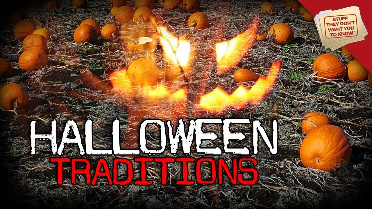 The Origin of Halloween Traditions - YouTube