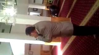Bilal Çelik Melekbaba özgürtepe Camii Imam Hatibi.3gp