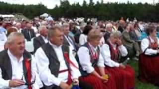 Dożynki powiatu kieleckiego w Rakowie