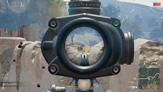 PUBG 7 kills solo Chicken with Jata