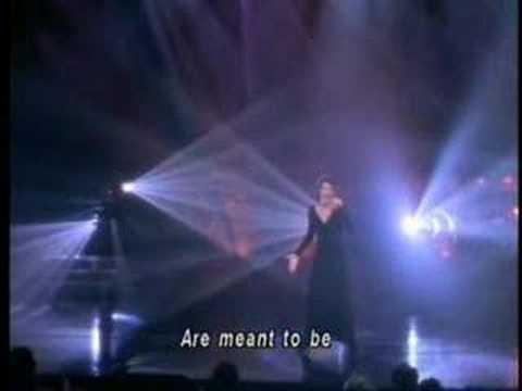 Celine Dion live performance: