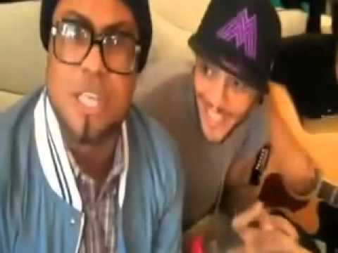 Bruno Mars, Phil Lawrence and Travie MCcoy