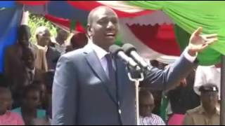 DP Ruto gives 'directionless' KANU a public dress down