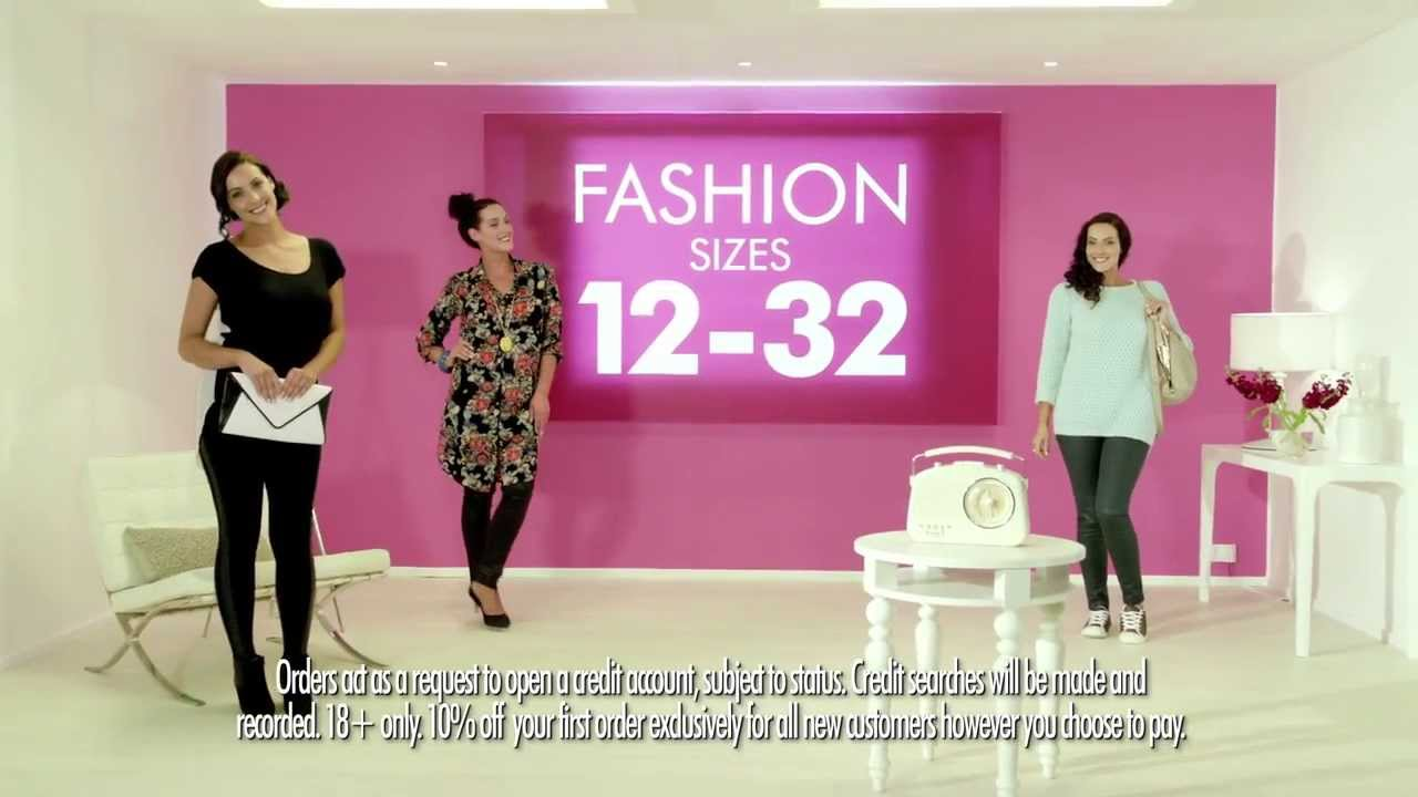 Download Fashion World 'Clever Clothes Shop' DRTV Advert starring Katie Green