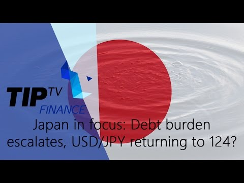 Japan in focus: Debt burden escalates, USD/JPY returning to 124?