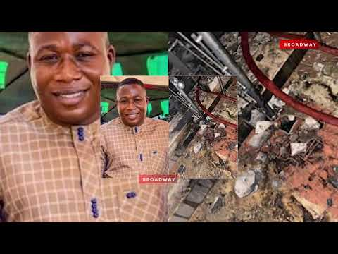 Sunday Igboho's House Burnt Down By Suspected Herdsmen