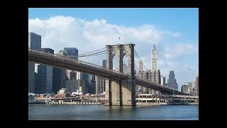 BRIDGES OF NEW YORK CITY History Building Construction full documentary