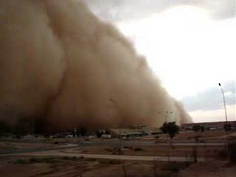 Sand Storm Video