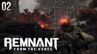 Zagrajmy w Remnant: From the Ashes [#02] - WYJŚCIE NA POWIERZCHNIĘ