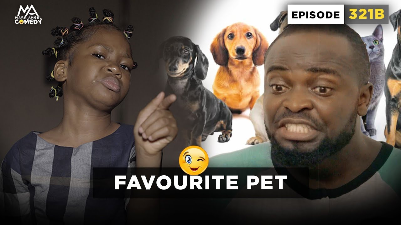 Download Favourite Pet - Throw Back Video (Mark Angel Comedy)