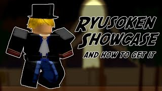 [Roblox] One Piece Pirates Wrath | Ryusoken Showcase/Location
