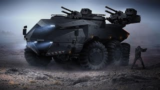 10 FASTEST MILITARY VEHICLES OF ALL TIME