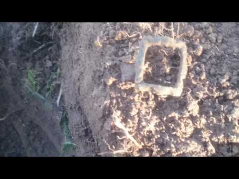 Metal Detecting Finds Old Buckle