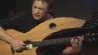 Harp Guitar - Acoustic Guitar - Don Alder - Canadan Folk Music Awards - 2009 Nominee