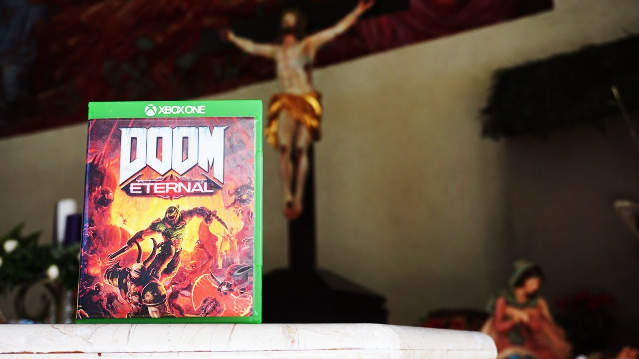 Why DOOM Eternal Is The Most Religious Game Ever Made