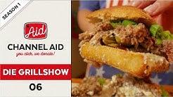 Der Wurstebrei Burger feat. Die Grillshow | Channel Aid | S1 Ep6