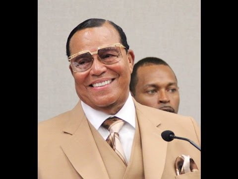 Minister Louis Farrakhan- 'Greater Is He That Is In Me Than He That Is In The World'