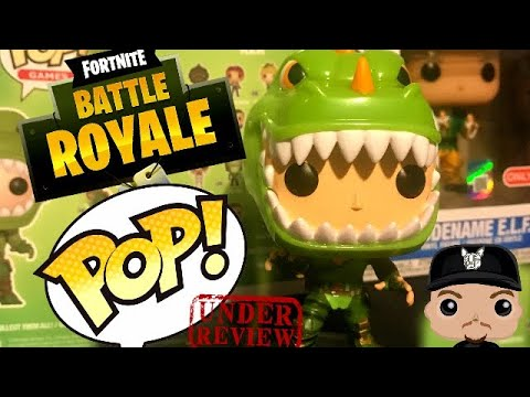 FORTNITE REX FUNKO POP UNBOXING REVIEW #FORTNITE #FUNKOPOP #GAMER