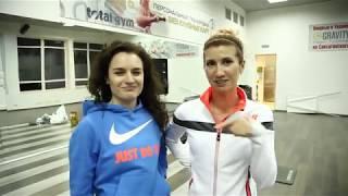 Cеминар Аниты Луценко и Юлии Богдан WOWBODY в Киеве