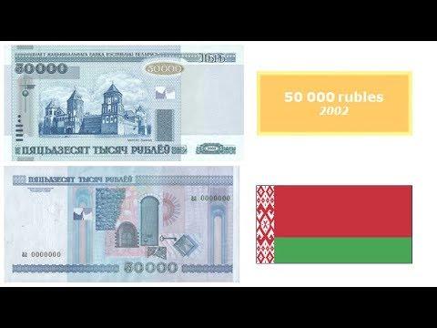 Belarusian Ruble (BYR)