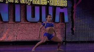 Charlee Fagan performs her solo