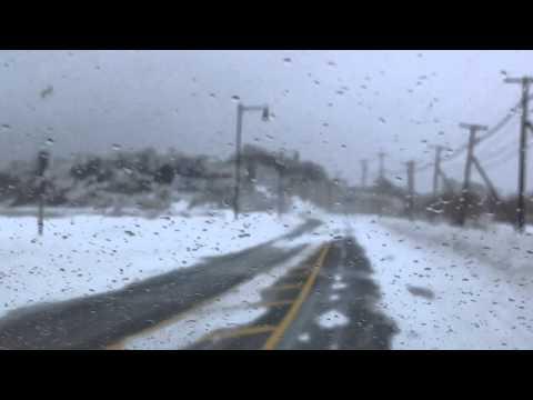 Snow in Revere MA