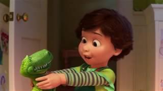 мультфильм Disney Истории игрушек - Веселозавр Рекс | Короткометражки Студии PIXAR [том3]