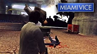 Miami Vice: The Game (PSP) - Mission #6 - Trailer Park